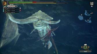 Monster Hunter 3 Ultimate Ceadeus