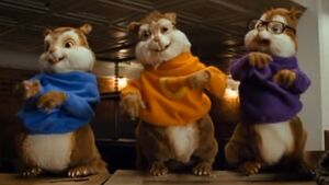 Alvin & the Chipmunks (Disaster Movie)