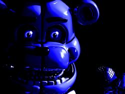 FNAFSL Funtime Freddy Main Menu