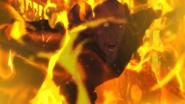 Ra's al Ghul fire
