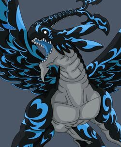 Acnologia the Black Dragon
