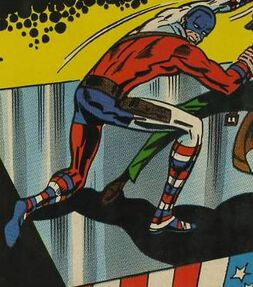 Super-Patriot (Earth-616) 0001