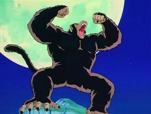 Great Ape Gohan 3