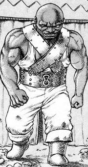 Donovan Manga