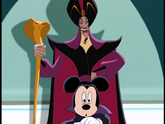 Jafar and Mickey Mouse