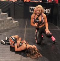 Natalya Heel Turn