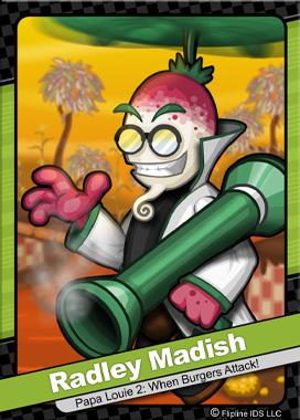 Radley Madish Villains Wiki Fandom Powered By Wikia