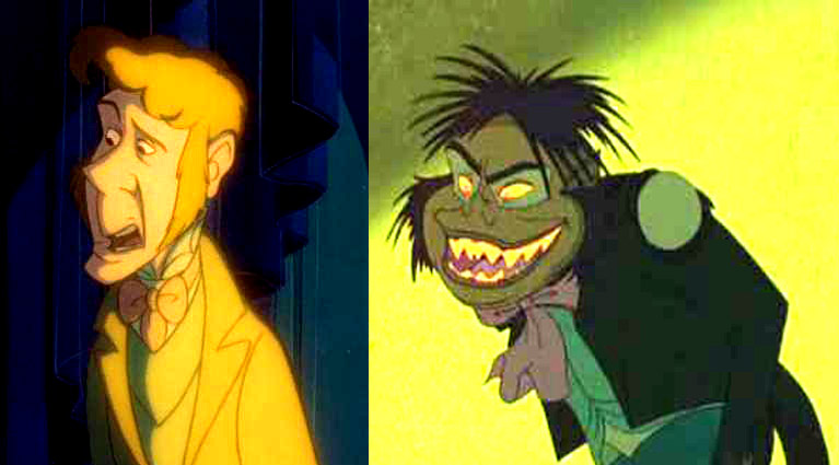 Pagemaster Dr Jekyll: Dr. Jekyll And Mr. Hyde (The Pagemaster)
