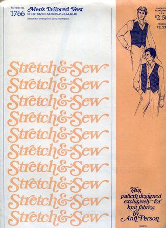 Stretch&sew1766vest
