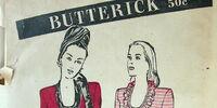 Butterick 3340 B