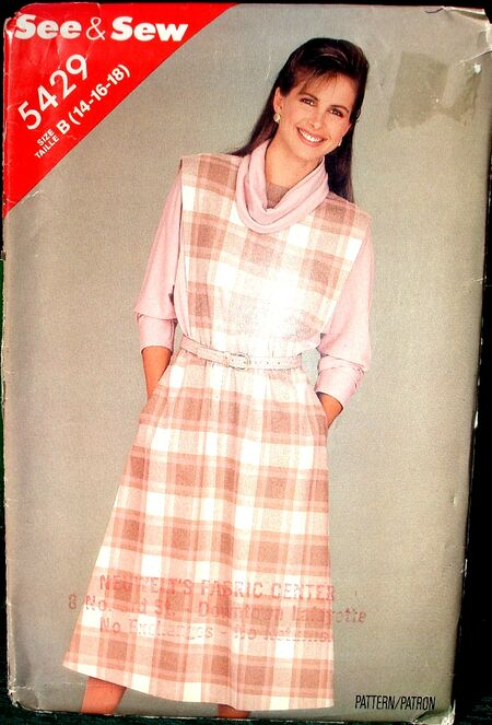 See & Sew 5429 image