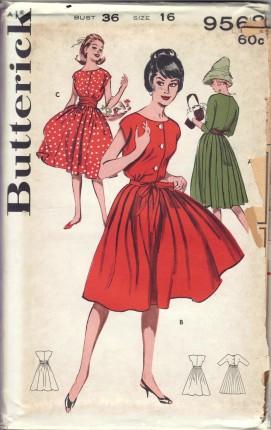 Butterick 9568