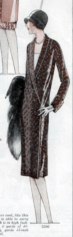 McCall 5306 1928