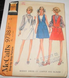 Mccalls 9738