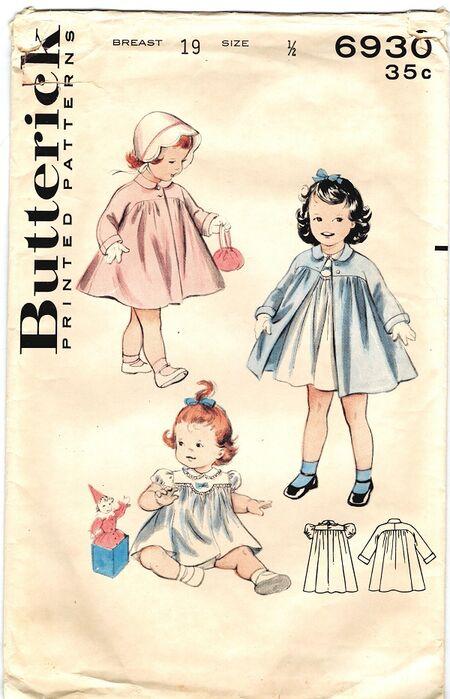 Butterick 6930 57