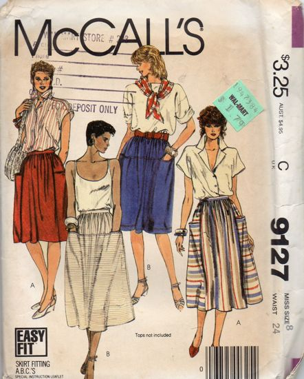 McCall's 9127