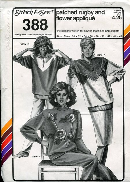 Stretch&sew388