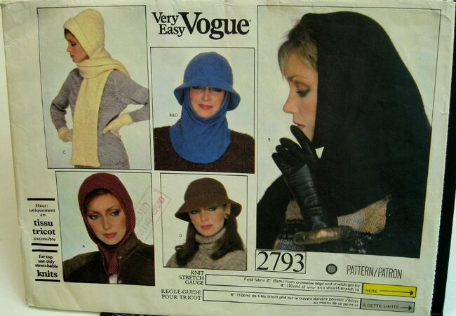 Vogue 2793 A