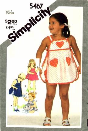 Simplicity 1982 5467