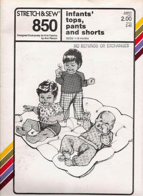 Stretch & Sew 850 image