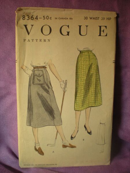 Vogue 8364 image