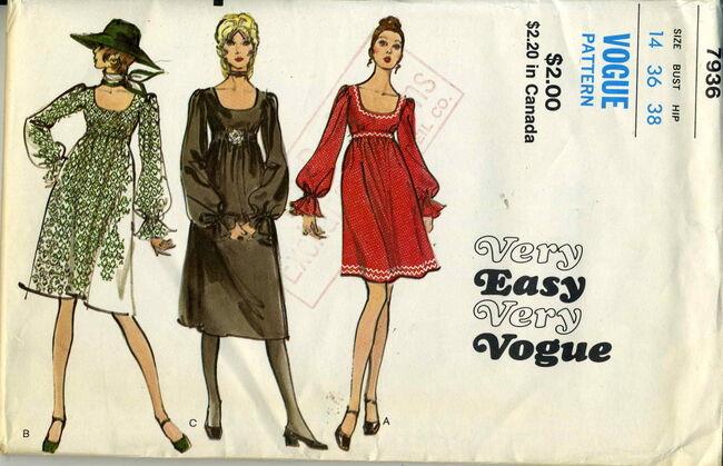 Vogue 7936001