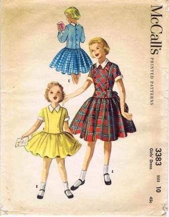McCalls 1955 3383
