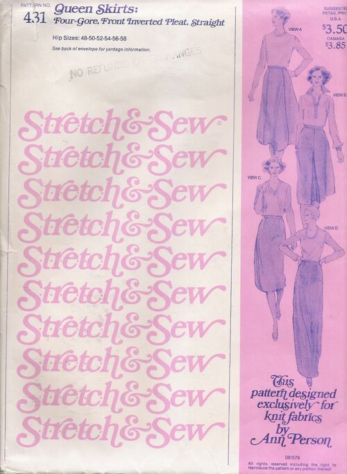 Stretch & Sew 431 image