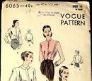 Vogue 6065