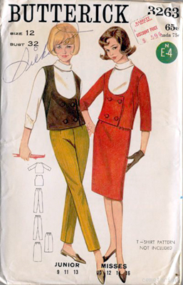 File:Butterick 3263 60s.jpg