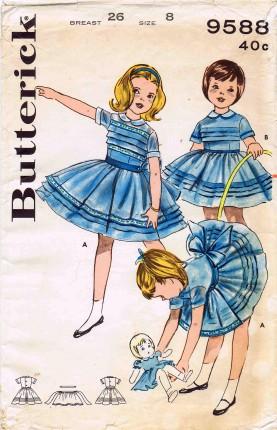 Butterick 9588