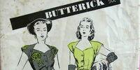 Butterick 2911 A