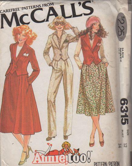 McCalls 6315