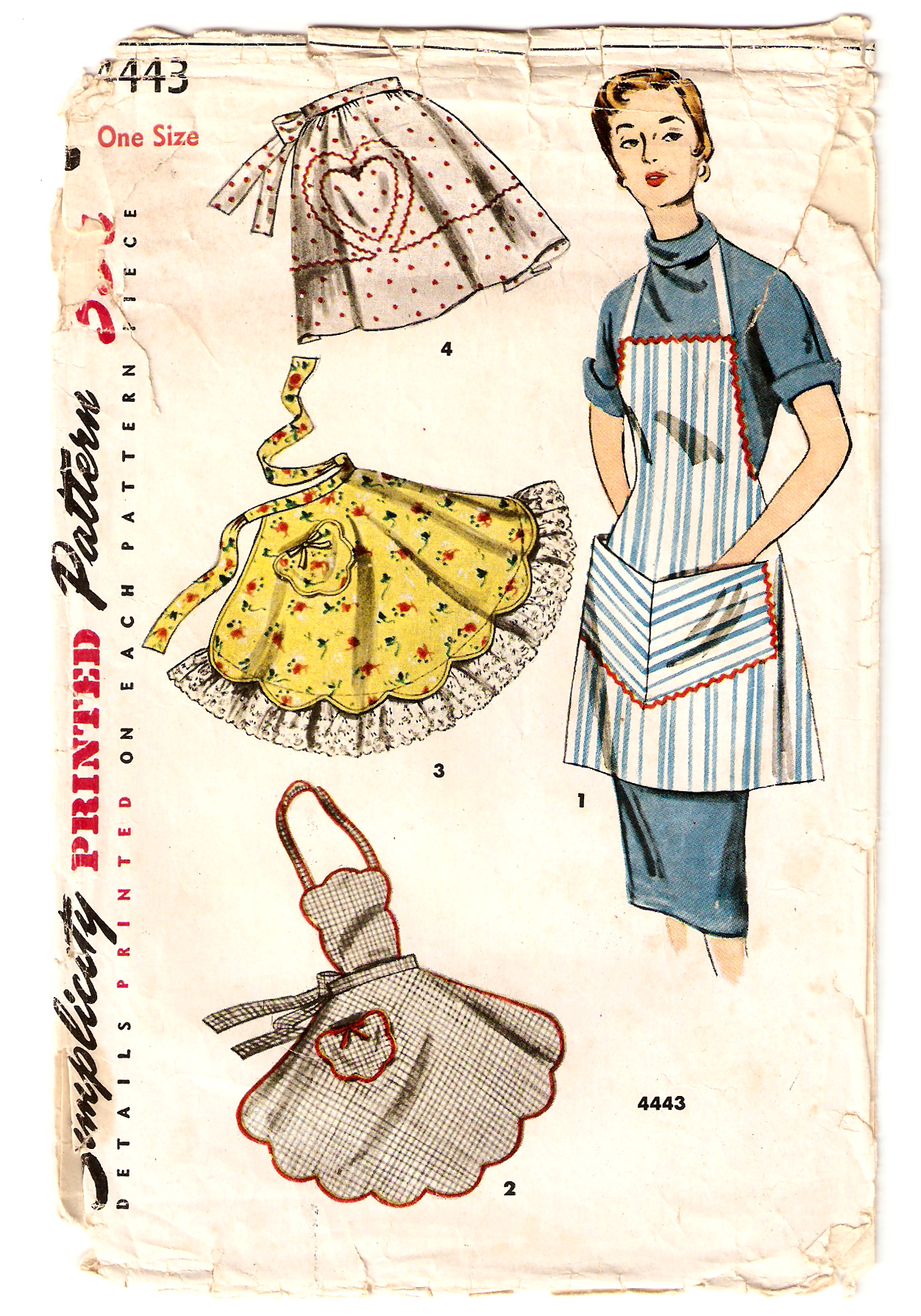 simplicity 4443 vintage sewing patterns fandom powered