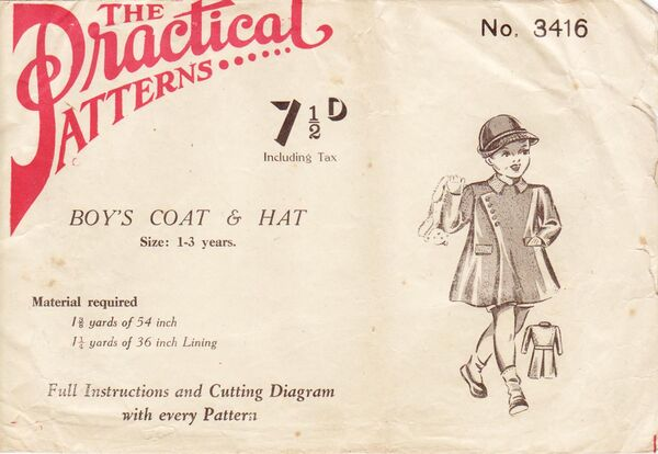 Practical Patterns 3416