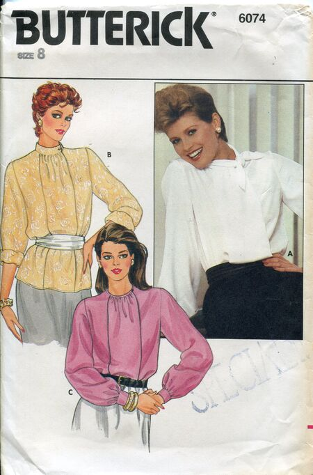 Butterick6074blouse