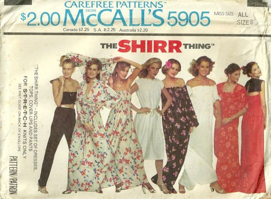 McCalls 5905