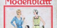 Beyers Modenblatt No. 8 Vol. 10 1931
