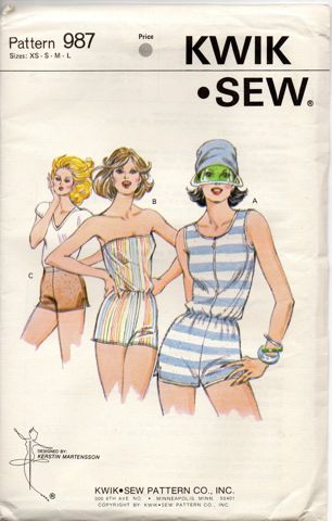 Kwick Sew 987