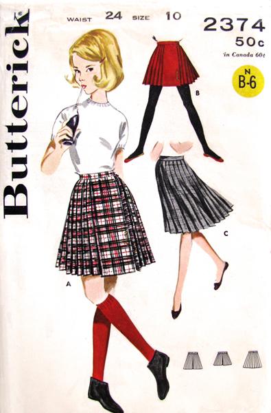 Butterick 2374