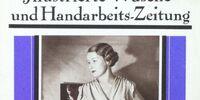 Illustrierte Wäsche- und Handarbeits-Zeitung No. 7 1935