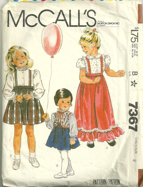 McCalls 7367 2