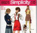 Simplicity 8925
