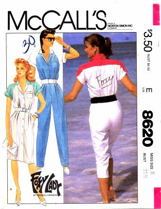 McCalls 1983 8620