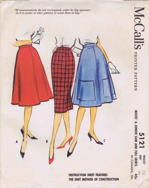 McCalls 1959 5121