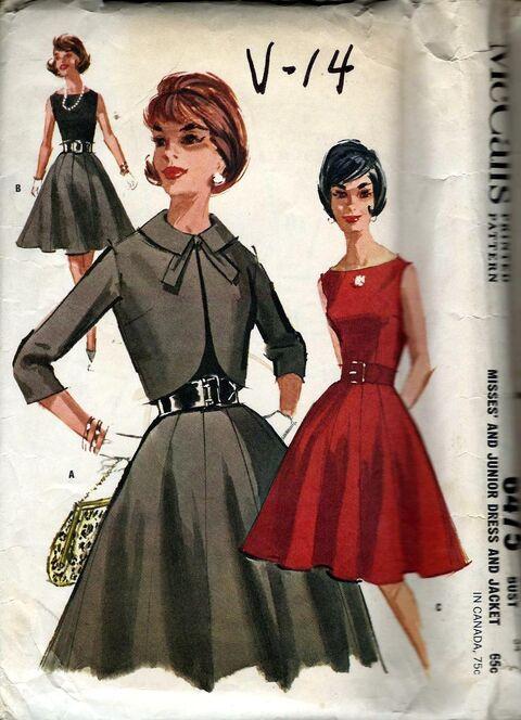 Mccalls 6475 wikia dress
