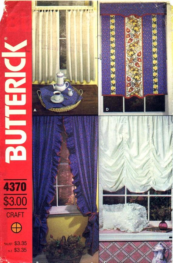 Butterick 4370