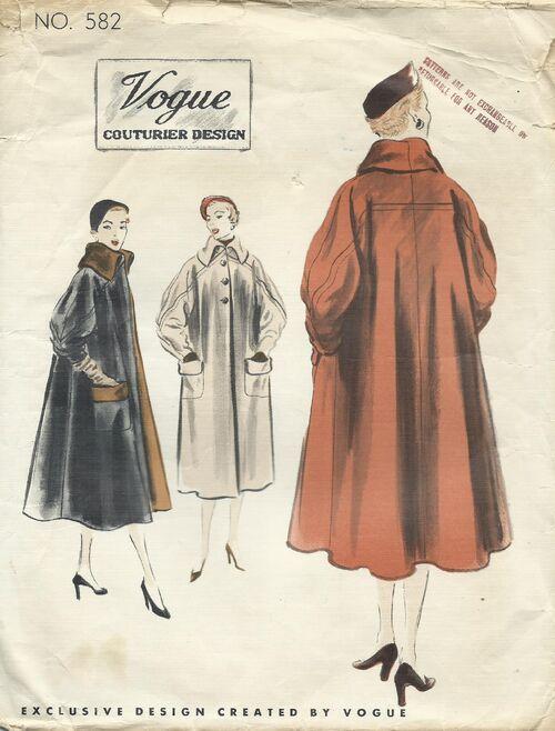 Vogue 582 a