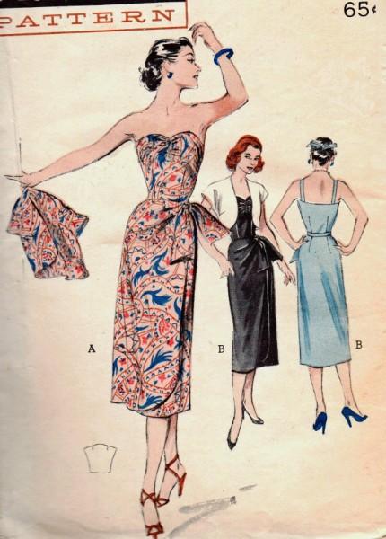 Butterick 6056 Vintage Sewing Patterns Fandom Powered