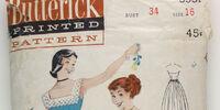 Butterick 5951